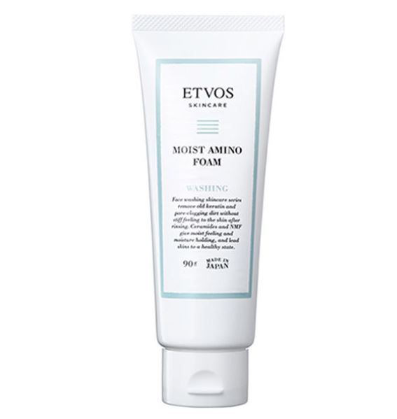 ETVOS胺基酸泡沫潔面膏
