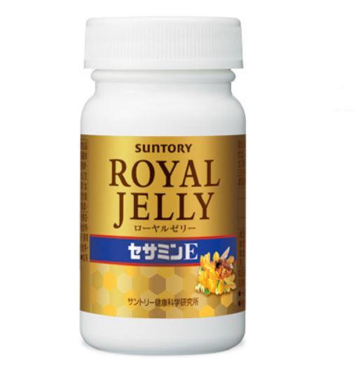 SUNTORY蜂王漿+芝麻素