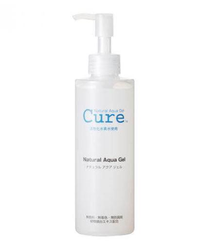 Cure Q兒活性水素水去角質凝露