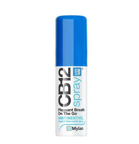 CB12 spray口腔淨味噴霧