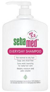施巴Sebamed 溫和洗髮乳