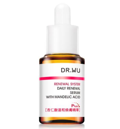 Dr. Wu杏仁酸溫和煥膚精華