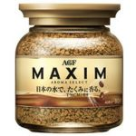 味之素AGF MAXIM箴言金罐咖啡