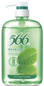 566 薄荷淨屑洗髮露